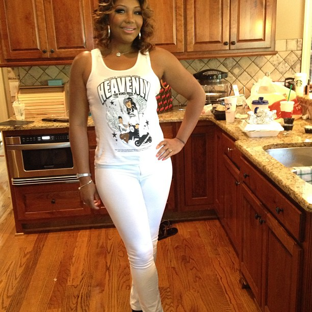 ... weeeerrrrrkkkk traci looking amazing i had to give props to ms traci