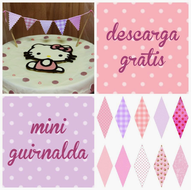 descarga gratis mini guirnalda