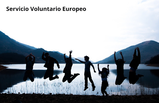 erasmus+ youth in action european voluntary service servicio voluntario europeo EVS SVE voluntariado