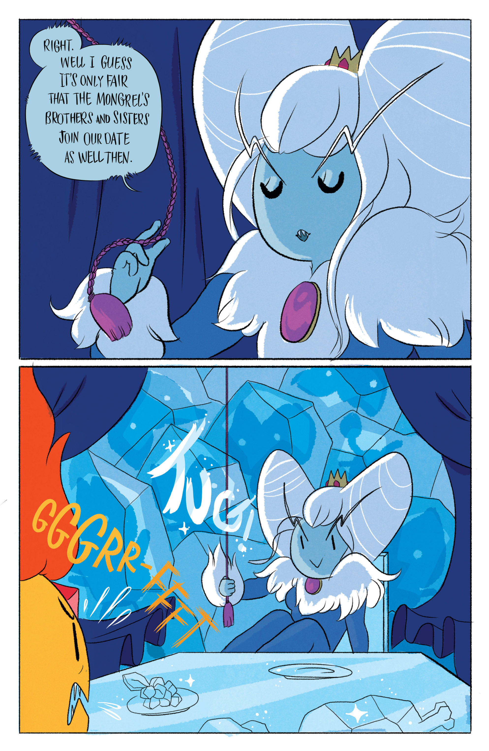 Read online Adventure Time with Fionna & Cake comic -  Issue #5 - 18