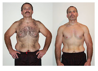 t400 steroid before and after