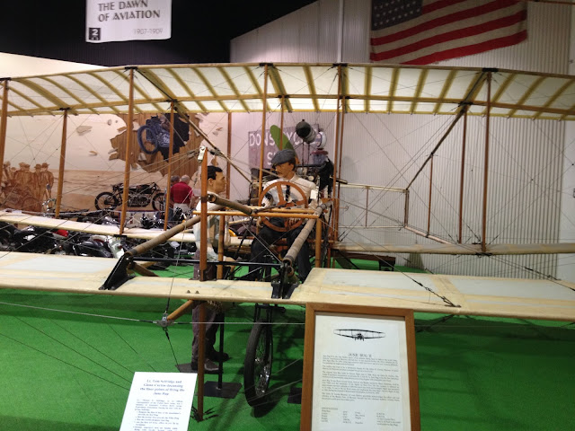 The June Bug was designed by Glenn Curtiss and powered by a Curtiss engine.