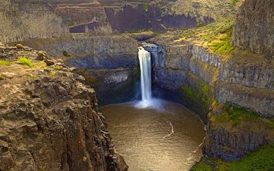Cachoeira Palouse – EUA