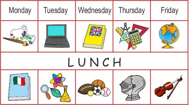 school day en français quiz by morley518