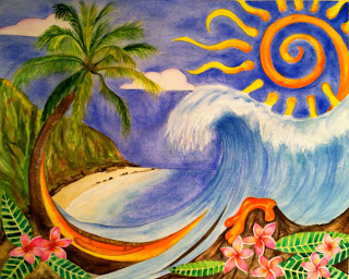 Paradise Inspired