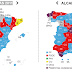 Shifting Sentiment in Spain: 2011 vs. 2015; Could an Anti-Euro Party Win the 2015 Spanish National Election?