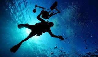 Dykking på Lanzarote