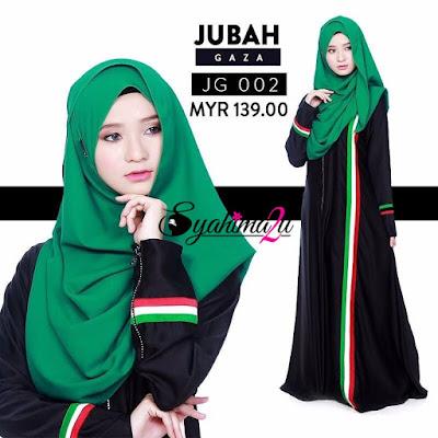 Jubah-Gaza-JG002