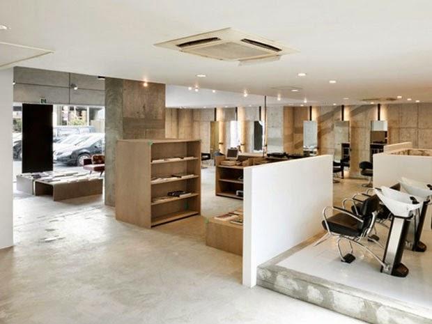 desain interior salon