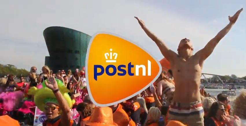 Filmpje Canal Parade 2015