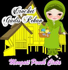 Crochet Gadis Pekan