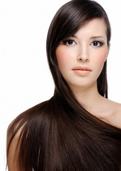 Rambut panjang adalah keinginan wanita feminim, dengan rambut panjang