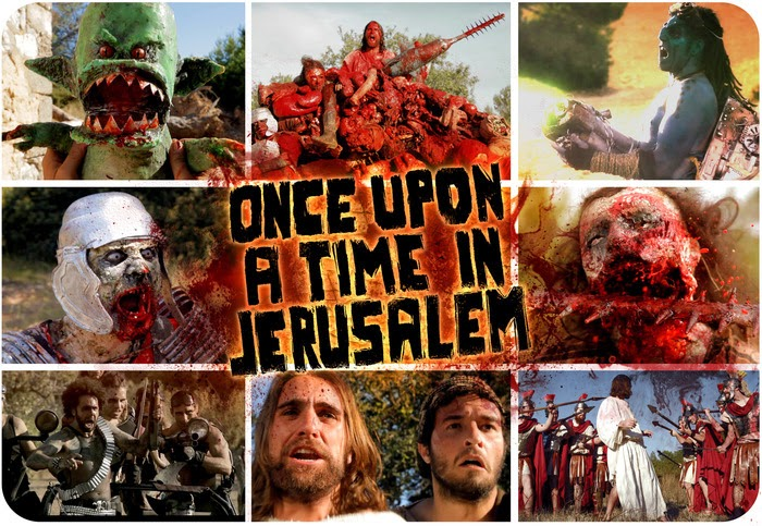 Once upon a time in Jerusalem-Fist of Jesus feature film