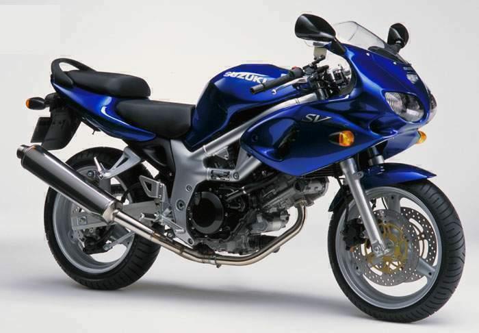 Motorcycles Suzuki Sv650s