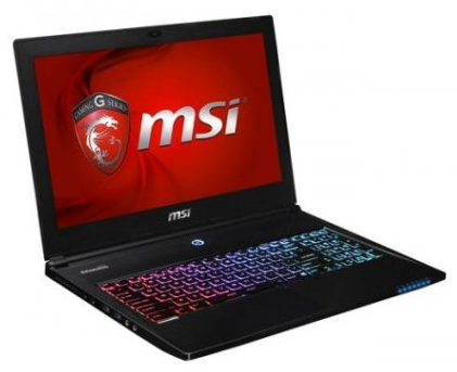 MSI GS60 Ghost Pro 15.6-Inch Intel Core i7 Gaming Laptop