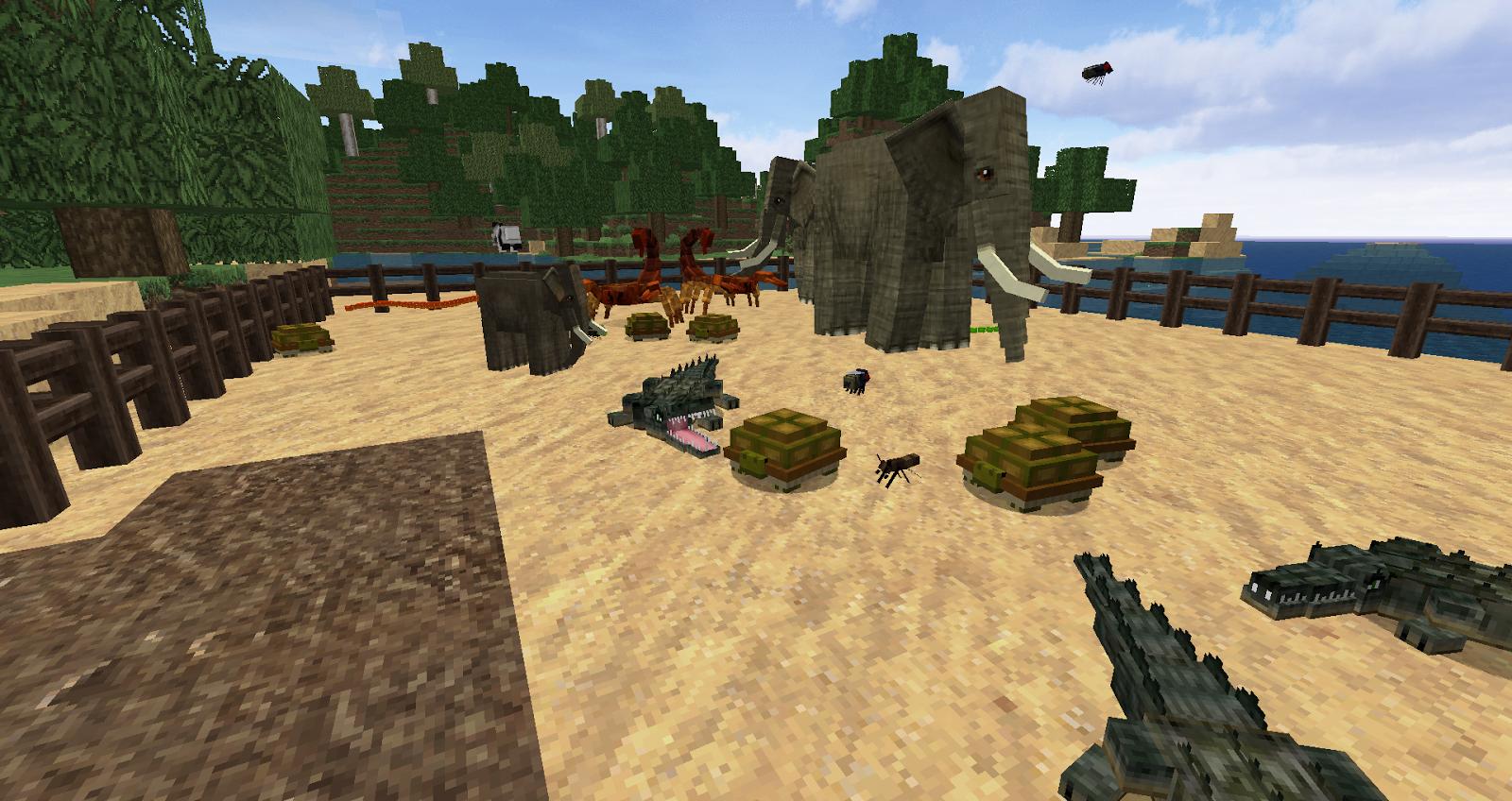 Mo' Creatures Mod para Minecraft 1.7.2, mo creatures, cómo instalar mo creatures, mo creatures 1.7.2, cómo instalar mods, minecraft mods, mods minecraft, descargar mods, mods para minecraft