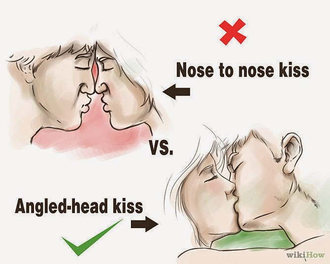 Learning To Kiss For The First Time