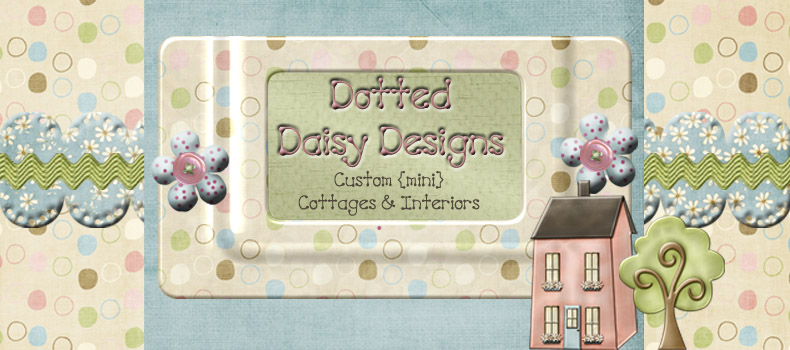 Dotted Daisy Designs: Cottages &amp; Interiors