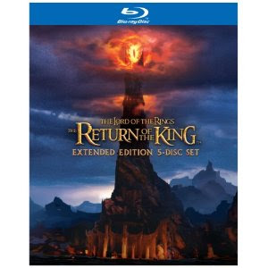Lord of the Rings Return of the King Blu Ray Release Date