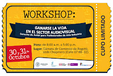 Workshop: Ganarse la vida en el sector audiovisual