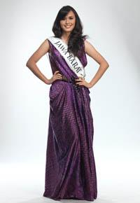 MISS INDONESIA 2011 CONTESTANT - Nita Sofiani