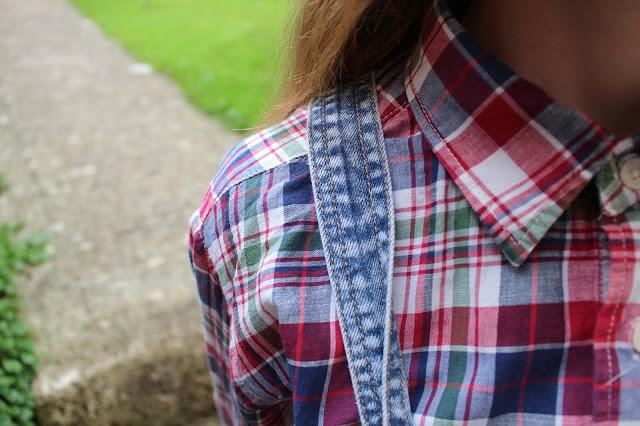 How I Style | Dungarees fashion blogger primark