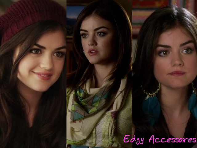 Wondrous Pretty Little Liars Style Guide Aria Montgomery Short Hairstyles For Black Women Fulllsitofus