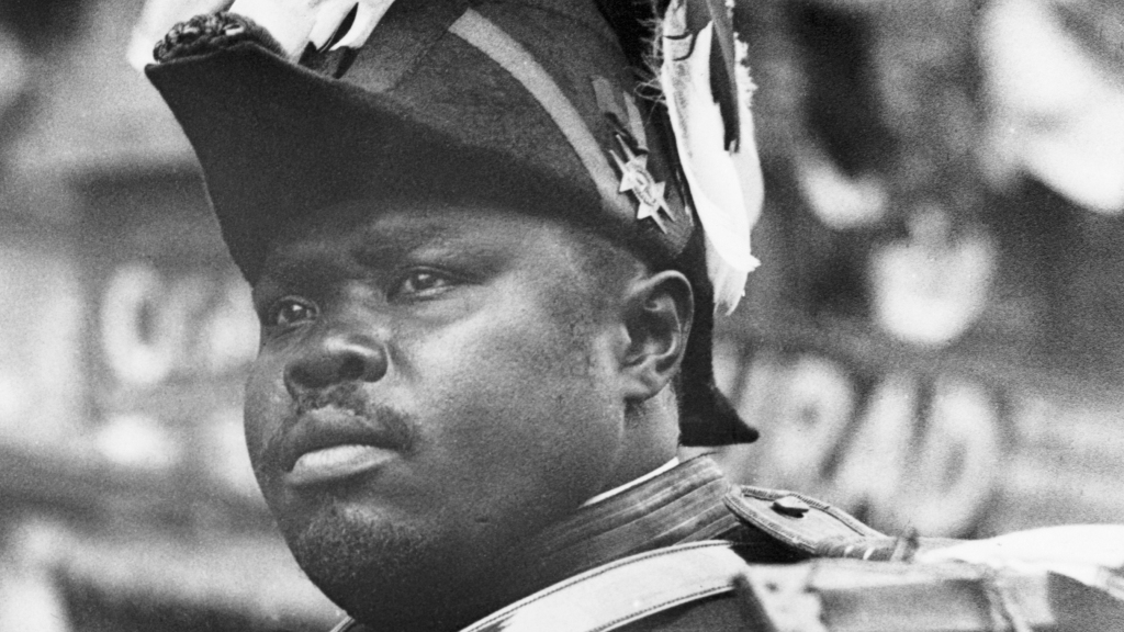 MXM public event: Marcus Garvey: Origin of 'Race First'