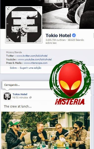 Facebok / Twitter | @ Tokio Hotel 04.03.2014   Post_4+(2)