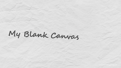 My blank canvas Google plus profile header image template