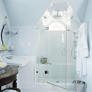 suscapea: Cottage Style Bathroom Design Ideas on