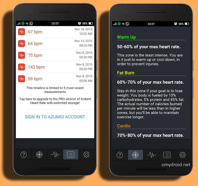 Cara Ukur Denyutan Jantung (Android)