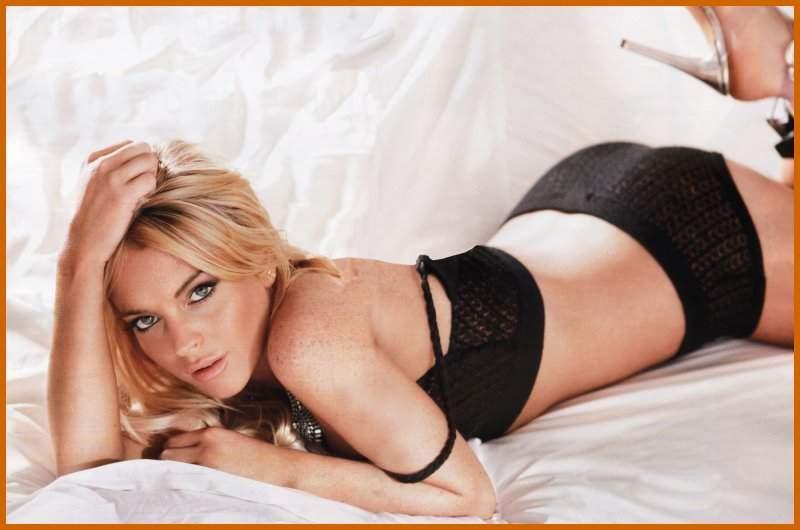 Lindsay Lohan Photo Shoot - tila tequila fully nakeds blog