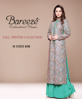 Bareeze Fall Winter Colletion 2013-2014 for young girls