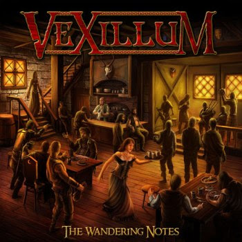 Vexillum - The Wandering Notes (2011) [HQ]