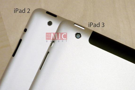 iPad vs iPad 3