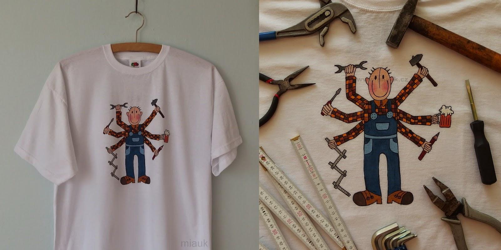 tričko pro kutila