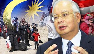 Malaysia sedia terima 3,000 pelarian Syria