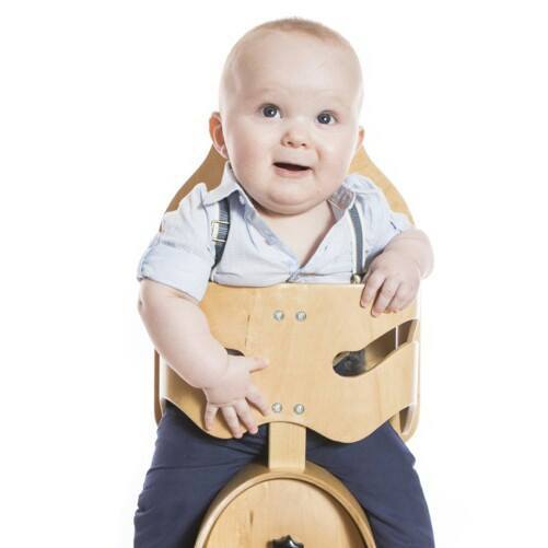 There Has Been Little Real Change In High Chairs, But The Ergo Saddle High  Chair Is Something Very Different. It Is Designed Like A Horse Saddle  Instead Of ...