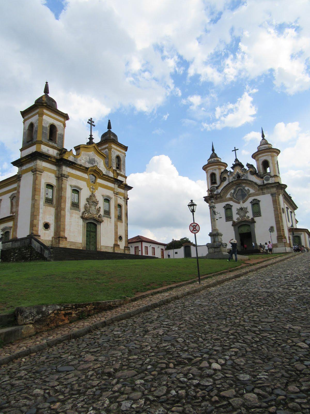 Flâner à Ouro Preto