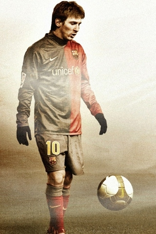 Lionel Messi Wallpaper On For Iphone 2012 2013