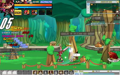 เกมส์ Elsword Online1