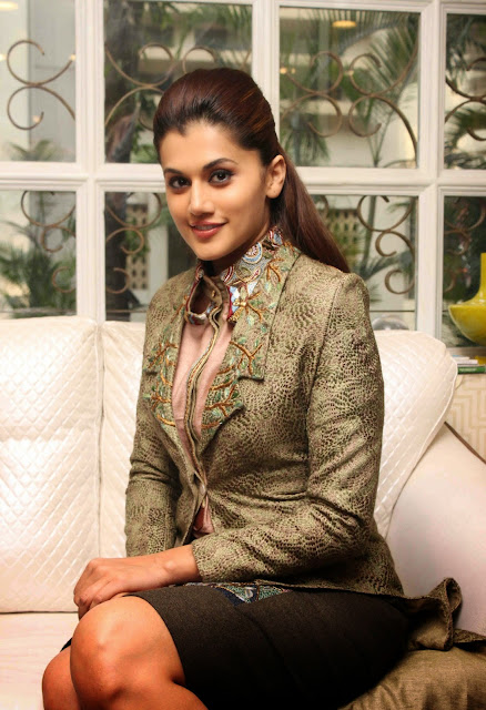 Actress Taapsee Pannu  Picture Gallery at DVAR Fashion Preview  5.jpg