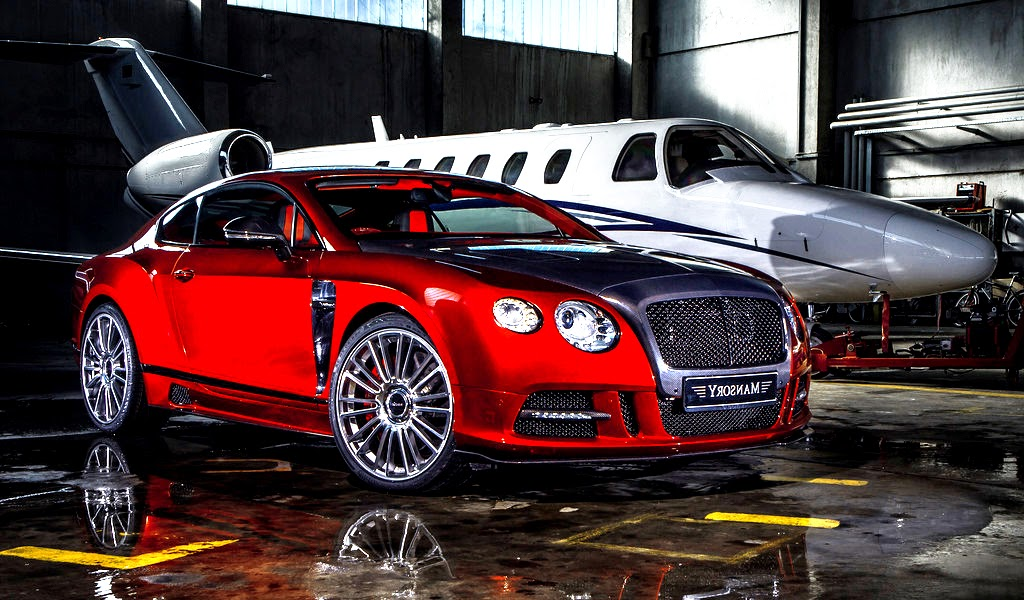 Bentley Continental GT Speed photo