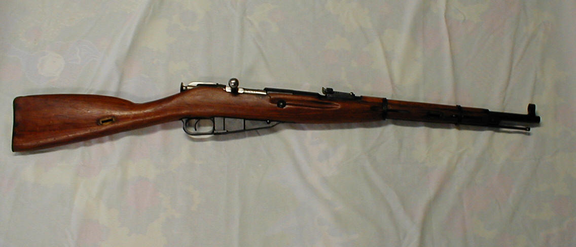 Mosin Nagant Rifle