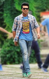 Tollywood actor Ram Charan