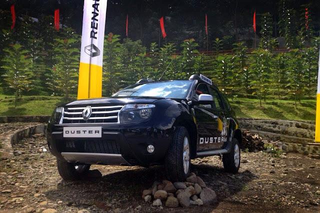 Kendaraan off-road Renault Duster 4×4 Resmi Masuk Indonesia