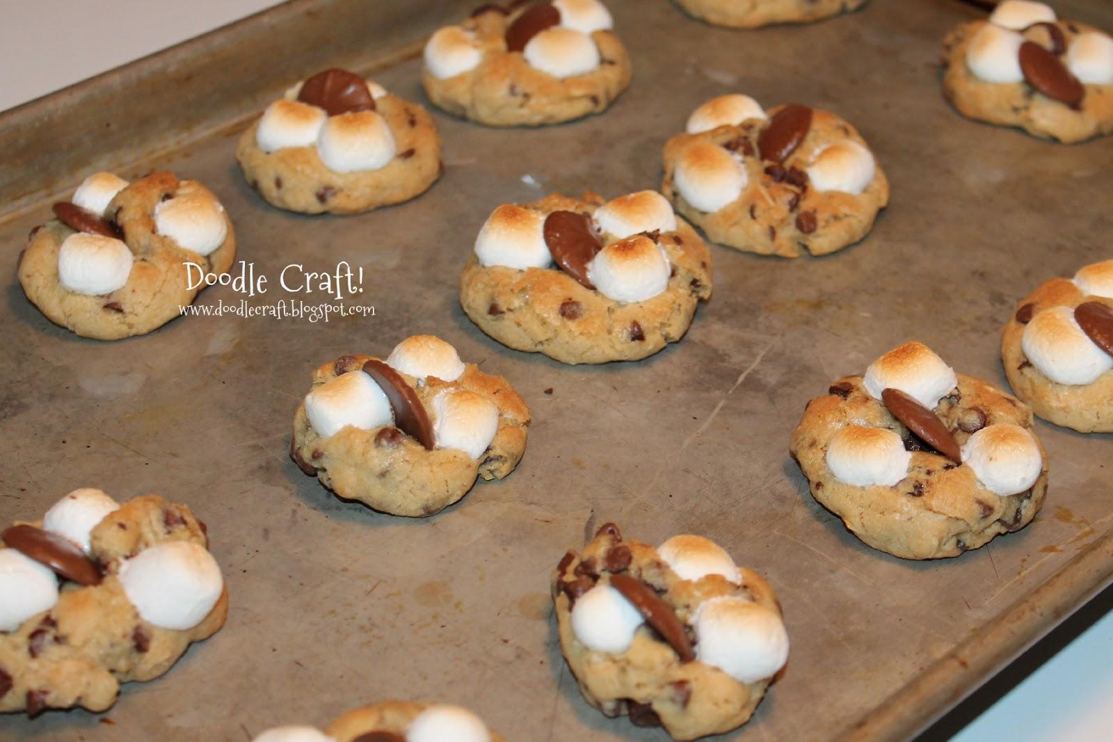 Smor Es Chocolate Chip Cookies
