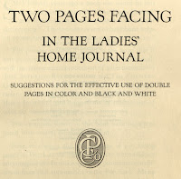 Two Pages Facing (1921)