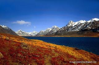 Karamber Lake.